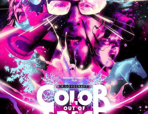 Color Out Of Space: il colore della paura per Richard Stanley è il fucsia