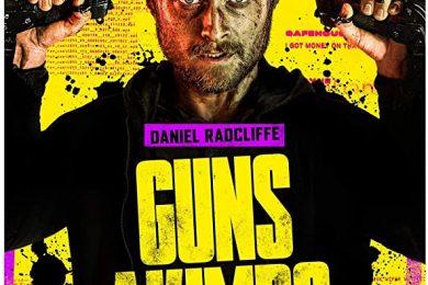 Guns Akimbo: dalla bacchetta magica alle armi da fuoco per Daniel Radcliffe è un attimo